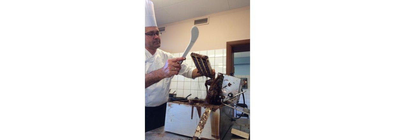 Fyldt chokoladekursus trin 2